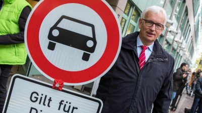 Gemeinnützigkeitsdebatte: Deutsche Umwelthilfe sieht sich als Opfer – Umweltministerium lässt weiter Millionen fließen