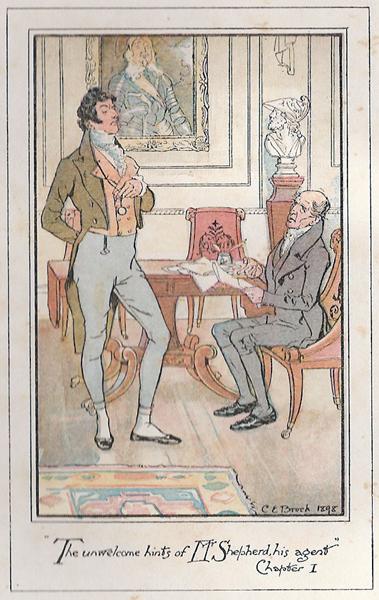 """Jane Austens letzter Roman """"Verführung"""""""