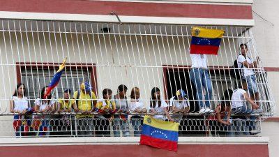 Venezuelas Parlament will Notstand ausrufen