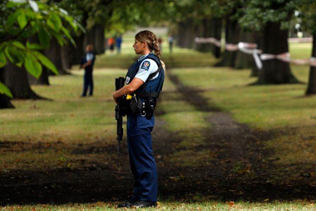 Terroranschlag Neuseeland Video Facebook: Terror In Neuseeland: Killer Filmte Ermordung Von 49