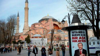 UPDATE: Erdogans AKP verliert bei Kommunalwahlen in der Türkei voraussichtlich mehrere Bürgermeisterposten