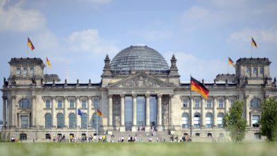 """1,04 Milliarden Euro: Dem teuersten Bundestag aller Zeiten """"droht der Kollaps"""""""