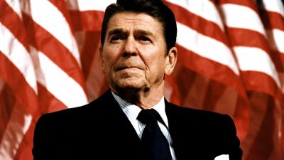 Trump folgt Reagans Fußstapfen im Kampf gegen den Kommunismus