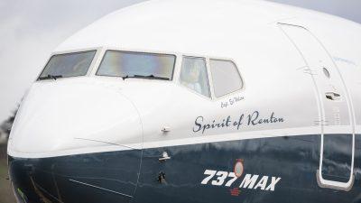 Boeing aktualisiert  Software für 737 MAX – Software vermutlich Teil der Absturzursache