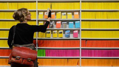 Oktober 2021: Frankfurter Buchmesse soll wieder Verlage und Besucher empfangen