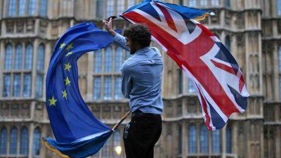 Schäuble hält EU-Verbleib von Großbritannien für wahrscheinlich