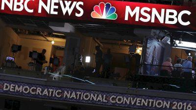 MSNBC: Eine große Lügenschmiede