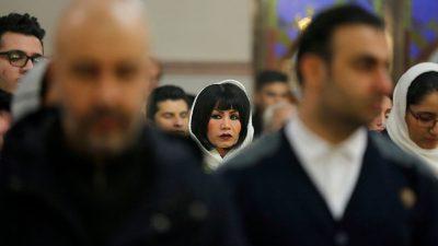 """Kein Asyl für im Iran verfolgten Christen – Begründung: """"Christentum keine Friedensreligion"""""""