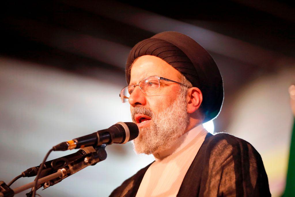 Ein ultrakonservativer Geistlicher auf dem Weg ins Präsidentenamt in Teheran