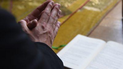 """Passauer Bischof Oster: """"Beim Zölibat ist Spielraum drin"""" – kein Dogma"""