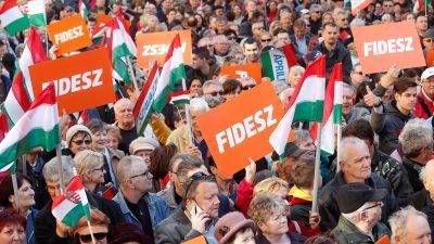 """Viktor Orbán: Diejenigen, die die Europäische Volkspartei spalten wollen, sind """"nützliche Idioten"""""""