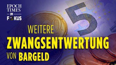 Vera Lengsfeld: Strafzinsen auf Bargeld – ein Angriff auf unsere Freiheit! | ET im Fokus