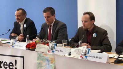 """Schwere Vorwürfe von Billy Six: """"Deutschland hat mir mit Einmischung in Venezuela geschadet"""""""