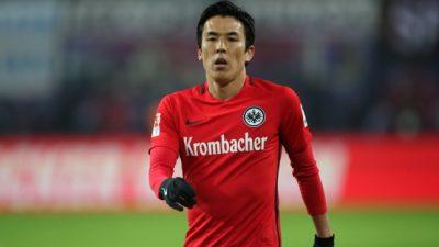 1. Bundesliga: Frankfurt gewinnt gegen Stuttgart