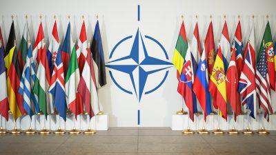 Neue Herausforderungen im Osten und Süden: NATO-Chef will neue Militärstrategie