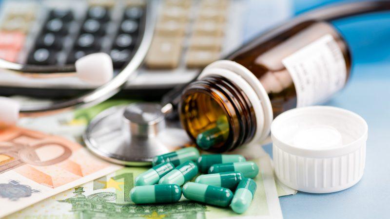 AOK-Institut kritisiert steigende Preisspirale bei Arzneimitteln