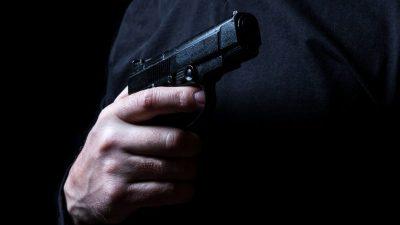 Mann erschießt nahe Rom zwei spielende Kinder und alten Mann