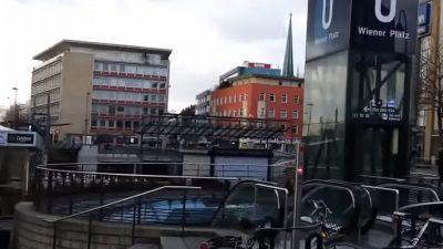 Köln-Mülheim: Kampf am Wiener Platz – 21-Jähriger stach zehn Mal zu – Opfer tot
