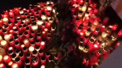Video: Friedlicher Trauermarsch in Worms für ermordete Cynthia (21) – Buh-Rufe für OB Kissel (SPD) – Täter Ahmet T. (22) war polizeibekannt