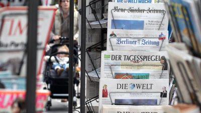 Springer-Restrukturierung: Weniger Journalismus zugunsten der Rendite