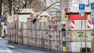 Innenminister in Kiel fordert Stadtplanung gegen Terror