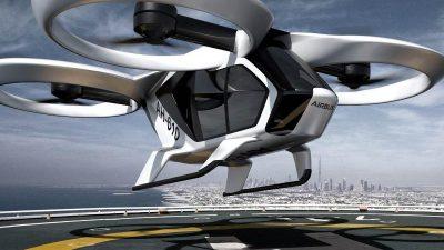 Airbus startet Lufttaxi-Modellprojekt in Ingolstadt