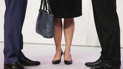 Absturz der Volksparteien – Die vereinte Frauenpower hat's geschafft – Ein Kommentar