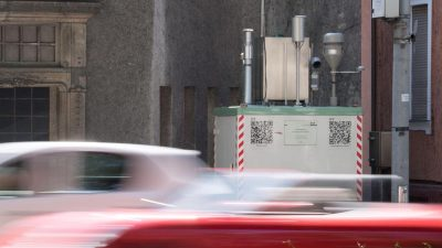 Hamburg: Dieselfahrverbot brachte keine deutliche Verbesserung der Luftqualität