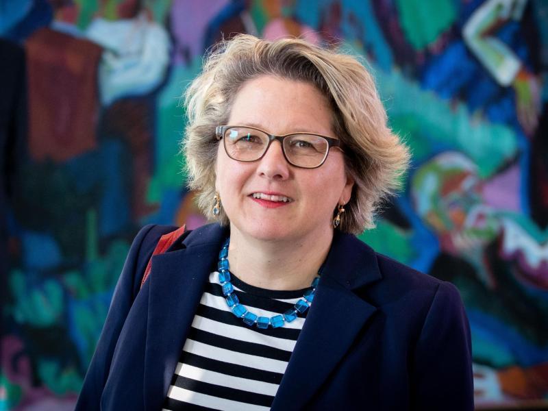 Ziele nicht eingehalten: Svenja Schulze (SPD) übernimmt Vorsitz des Klima-Kabinetts