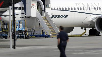 Nach Absturz mit 157 Toten: USA prüfen Sicherheits-Zertifizierung für Boeing 737 Max
