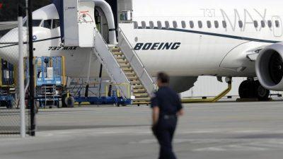 US-Luftfahrtbehörde: Boeing verbessert Software für 737 Max