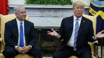 Zu Gast in Washington: Trump empfängt Netanjahu im Weißen Haus