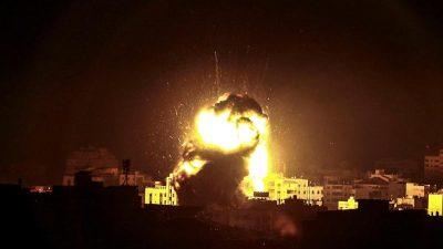 Konflikt zwischen Israel und Hamas schaukelt sich trotz vereinbarter Waffenruhe hoch
