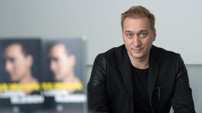 Musikproduzent Paul van Dyk ist nun in der FDP