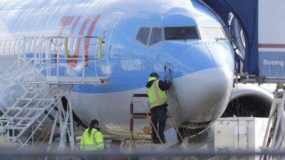 Boeing muss seine 737 MAX wohl länger als geplant am Boden lassen