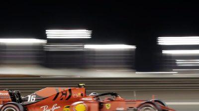 Vettels Ferrari-Teamkollege Leclerc holt Bahrain-Pole