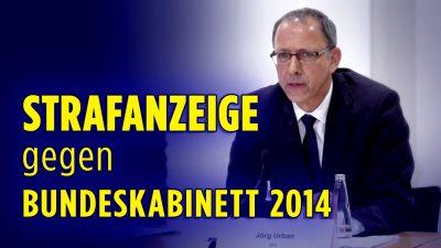 AfD-Landtagsfraktion Sachsen stellt Strafanzeige wegen Untreue gegen frühere Bundesregierung