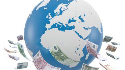 Migranten schicken weltweit rund 500 Milliarden Euro in die Heimat – Tendenz steigend