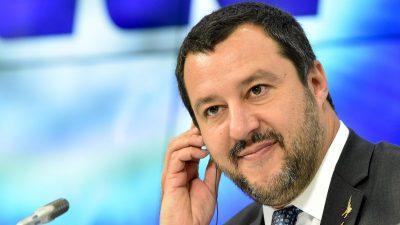 Freispruch für Salvini – Richter sieht keine Freiheitsberaubung von Migranten