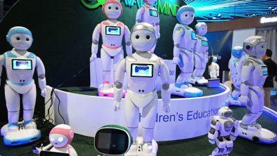 Ein Verkaufsargument: Karliczek will Gütesiegel für künstliche Intelligenz