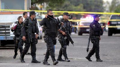 Dutzende Politiker vor Wahlen in Mexiko getötet