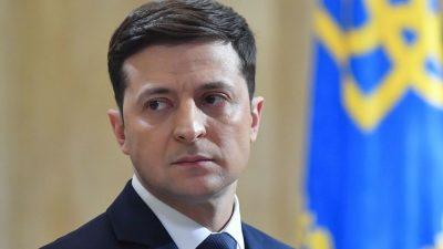 Wer zuletzt lacht: Der Komiker, der Präsident der Ukraine wird