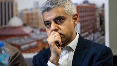 Londons Bürgermeister verstärkt nach antisemitischen Drohungen Polizeipräsenz
