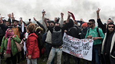 Kickl: Zehntausende Migranten marschbereit – EU muss jetzt die Balkanroute schützen