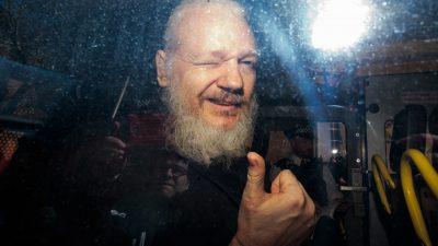 Was blüht Assange in den USA?