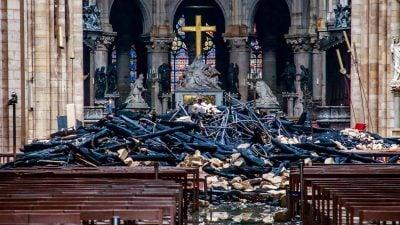 Exklusiver Vorabdruck: Waren Sri Lanka und (vermutlich) Notre Dame erst der Anfang nach dem Kollabieren des IS-Staates?