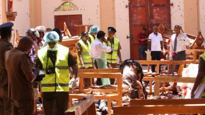 Oster-Terror in Sri Lanka: Mehr als 290 Menschen getötet, über 500 verletzt – Mehrere Festnahmen nach Anschlagserie
