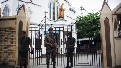"""Erzbischof von Colombo verurteilt Anschläge als """"Beleidigung der Menschheit"""" – IS bekennt sich zu Explosionen bei Razzia"""