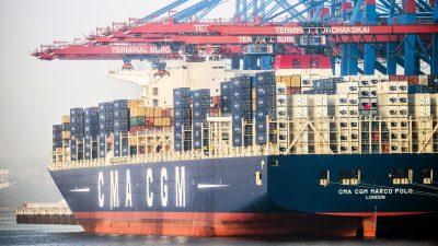 Logistikexperte: Hamburger Hafen steigt in zweite Liga ab