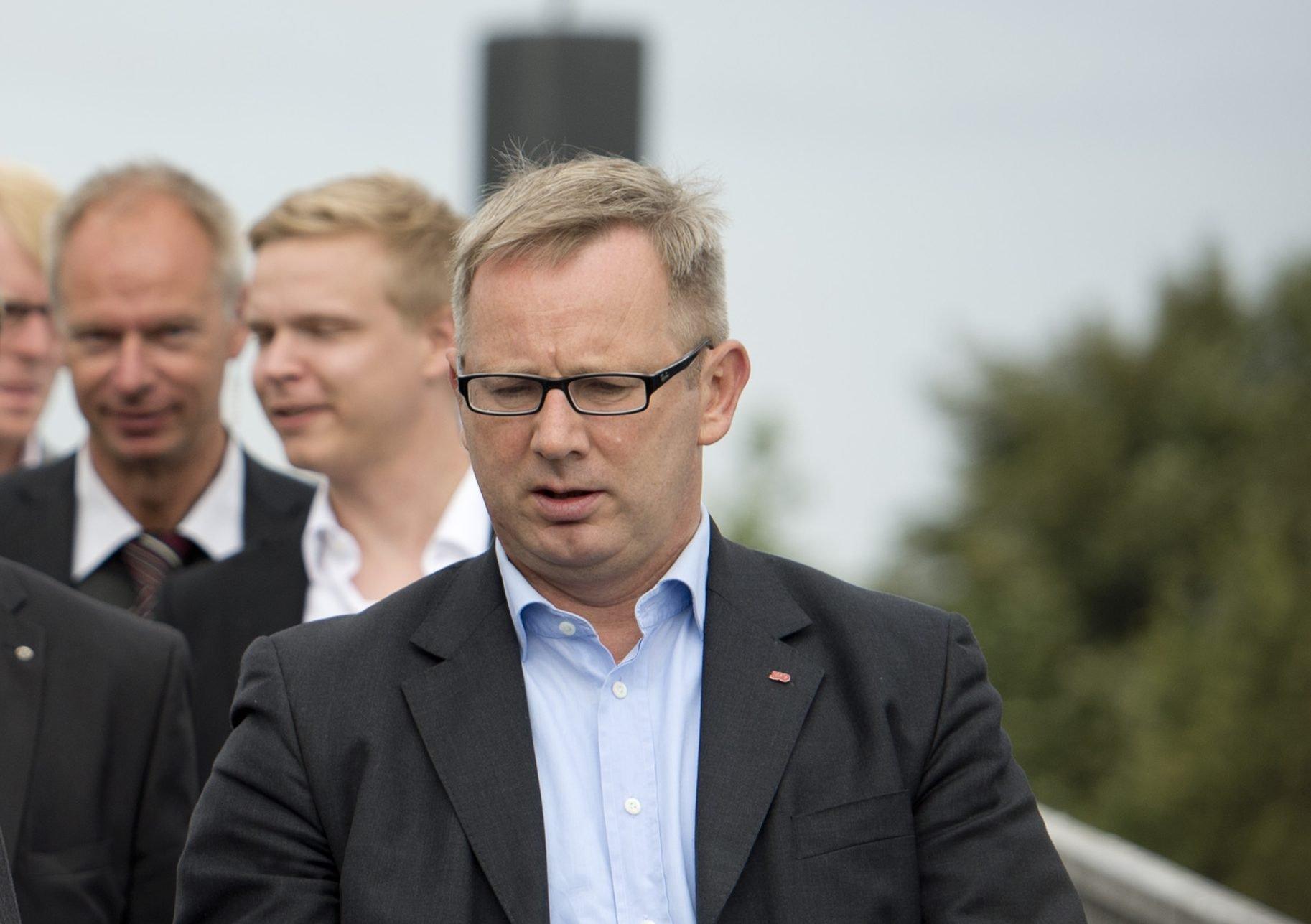 Durchsuchungen bei früherem SPD-Politiker Kahrs in Hamburg